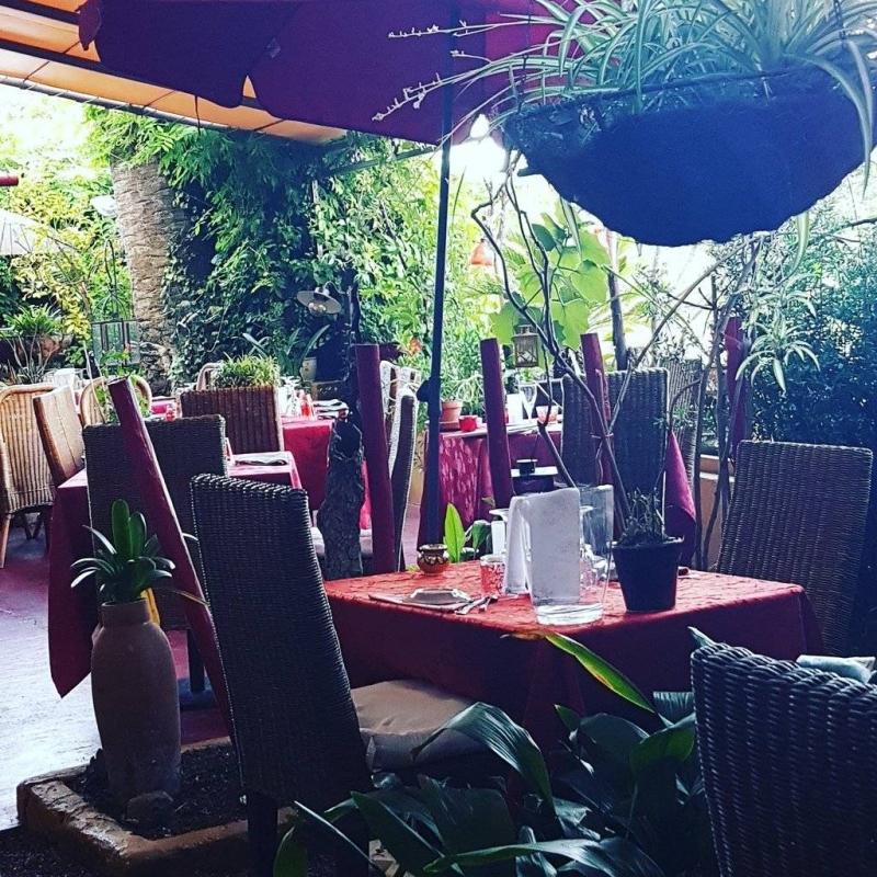 Le Restaurant - Le Matuzia - Saint-Raphaël